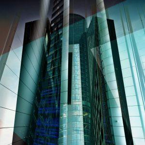Architekturfotografie - Abstrakt